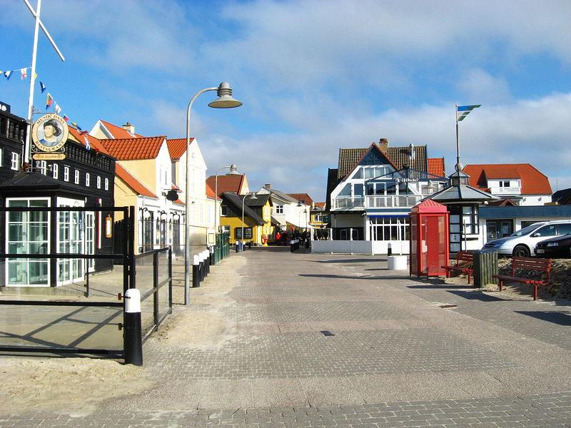 Løkken, der ligger i Vendsyssel, var oprindelig et gammelt fiskerleje
